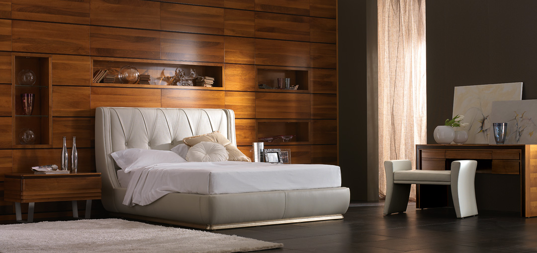 Camera da letto classica - Ragusa Arredamenti