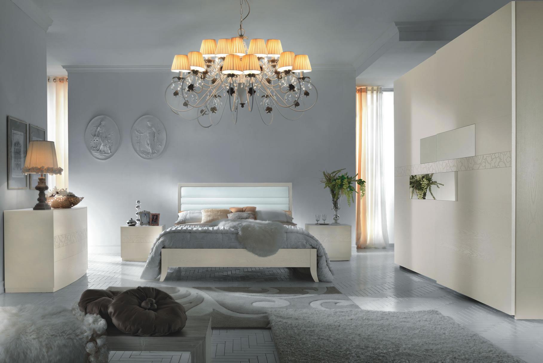 Camere da letto contemporanee - Ragusa Arredamenti